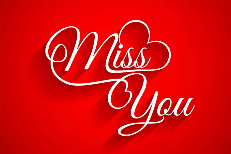 i miss you so much quotes, Messages, SMS » wishes love and