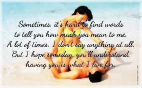 Best Love Words And Messages