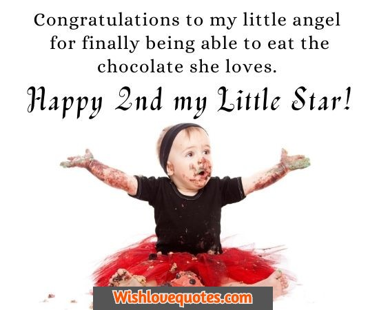 congratulations message for baby girl